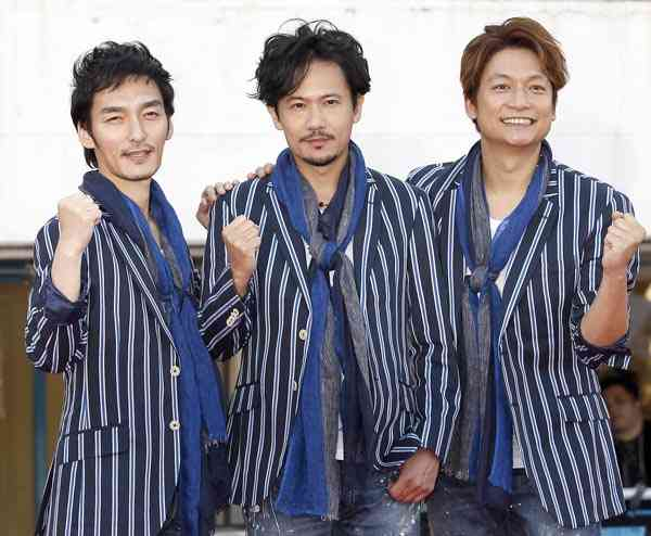 元SMAP3人 新曲1位も報道されず…TV局はジャニーズ忖度か|日刊ゲンダイDIGITAL