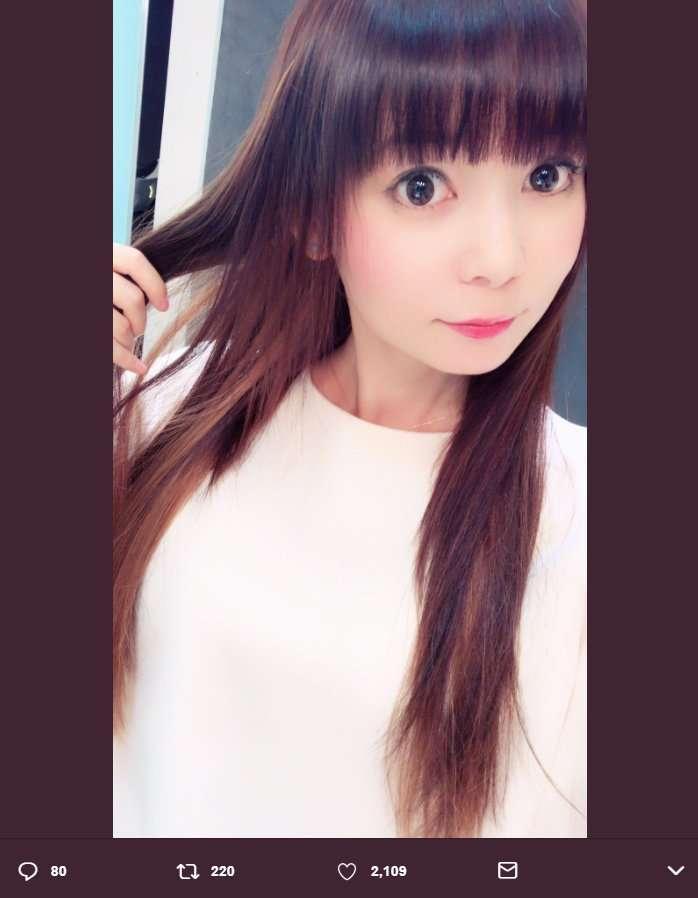 """中川翔子、髪を""""イーブイ""""色に ポケモン新作発表で愛が炸裂 - モデルプレス"""