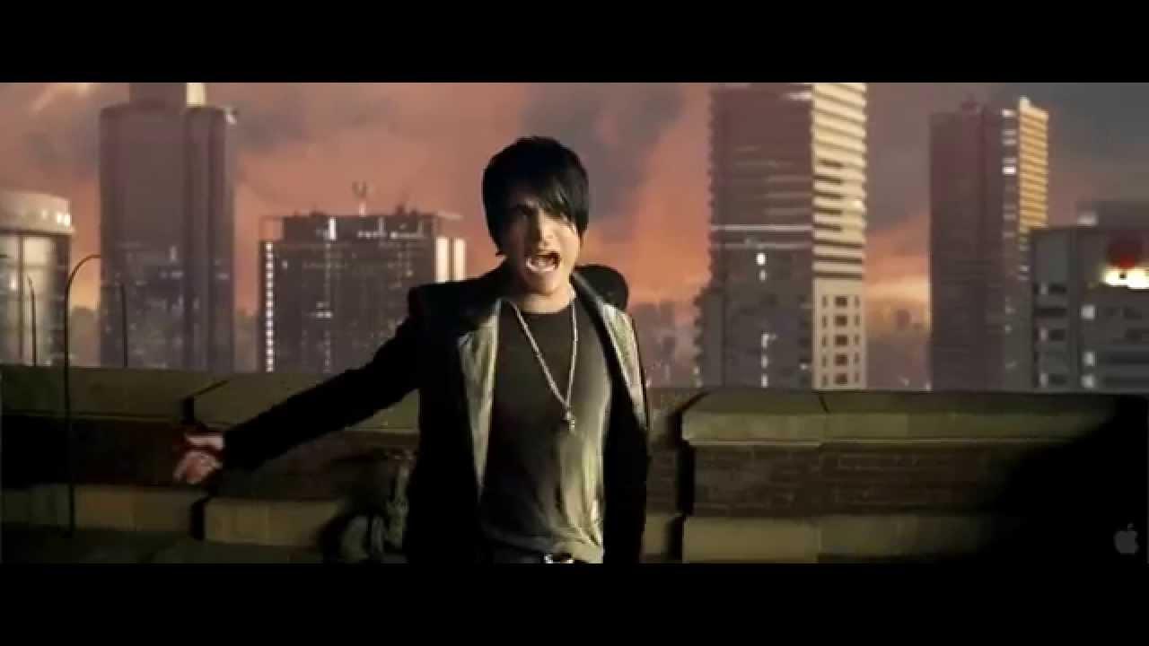 Adam Lambert - Time For Miracles - YouTube