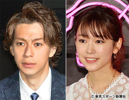 桐谷美玲&三浦翔平 引っ越しは「年内結婚」への布石?(東スポWeb) - Yahoo!ニュース
