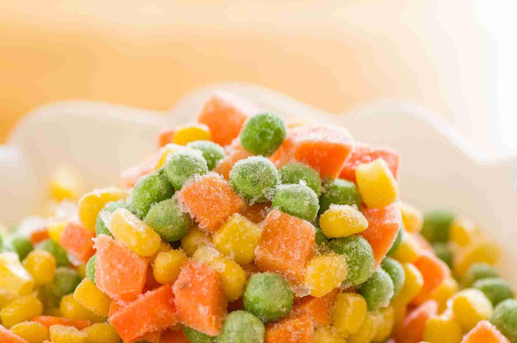 「人気の冷凍野菜」4位ほうれん草、1位は?