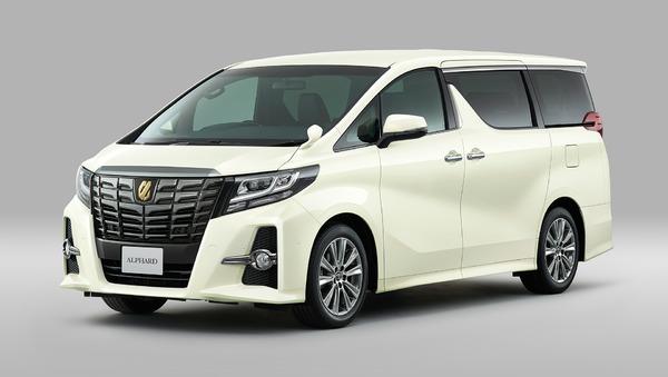 トヨタ、アルファード/ヴェルファイア 3万5000台をリコール 駐車ブレーキが作動せず | レスポンス(Response.jp)