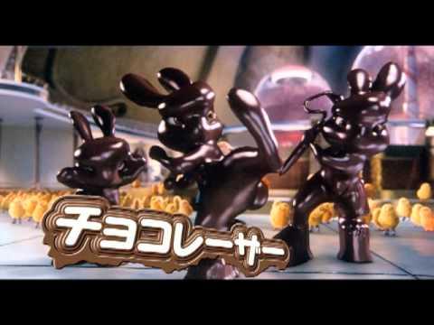 映画『イースターラビットのキャンディ工場』予告編 - YouTube