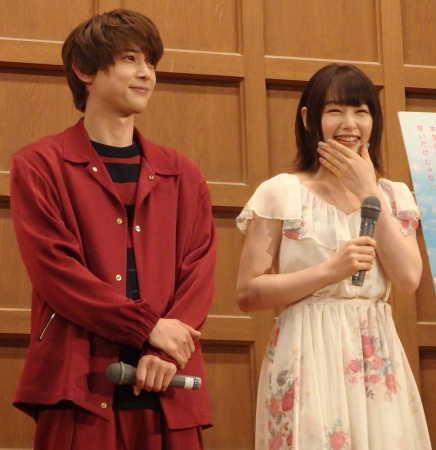 吉沢亮、女子中高生600人の前で好きな女性のタイプを告白