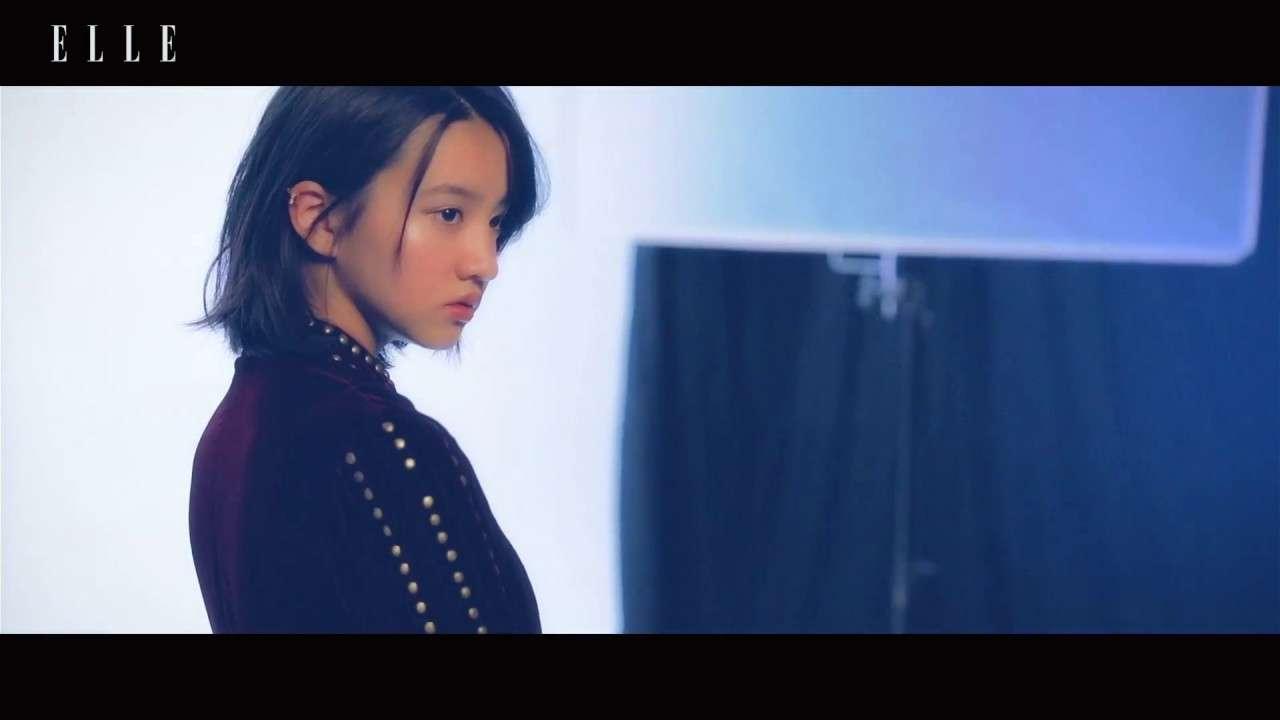 注目の新星モデル、Kōki, ついにデビュー! - YouTube