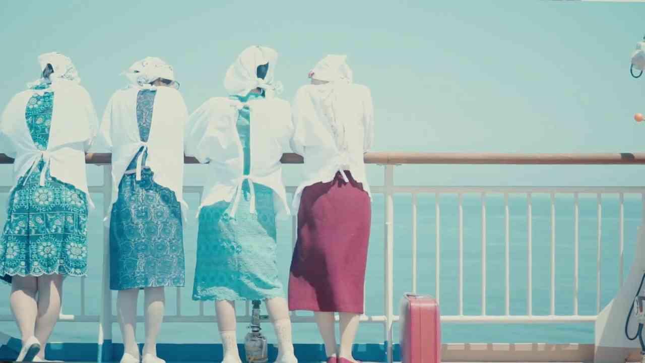 婦人倶楽部「旅とフェリー」 / FUJIN CLUB - Travel & Ferry - YouTube