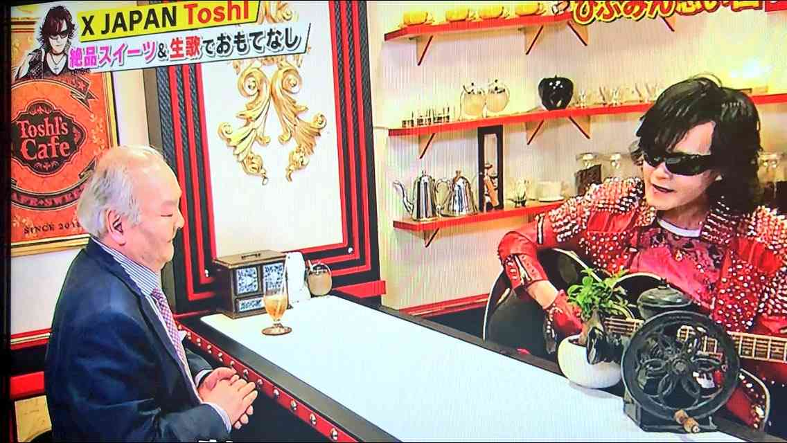 "Toshlとひふみんこと加藤一二三九段がまさかの共演! 想定外に相性が良く""カオス""と話題"