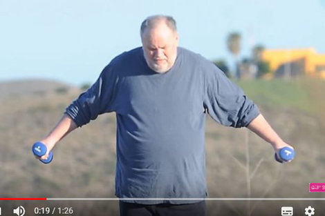 メーガンとバージンロードを歩きたい! 73歳父親が真剣ダイエット | ワールド | 最新記事 | ニューズウィーク日本版 オフィシャルサイト