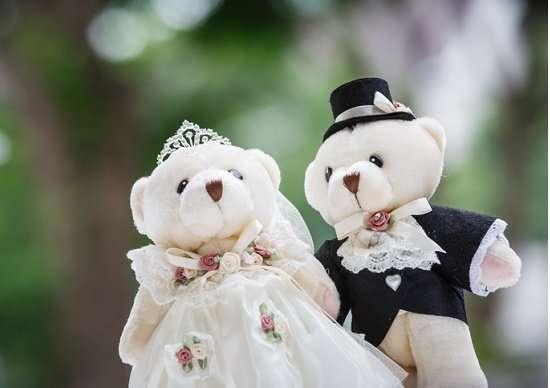 結婚の報告はいつ頃しましたか?