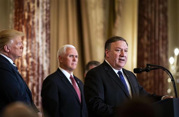 ポンペオ米国務長官が再訪朝 米朝首脳会談の下準備 拘束米国人の解放も要請 - 産経ニュース
