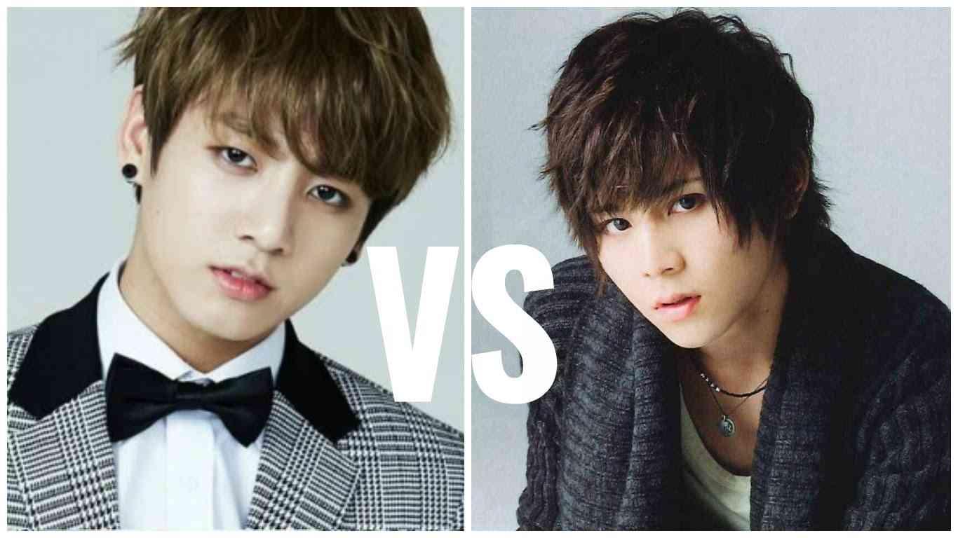 K-Pop VS J-Pop (Boy Groups) (2016) - YouTube
