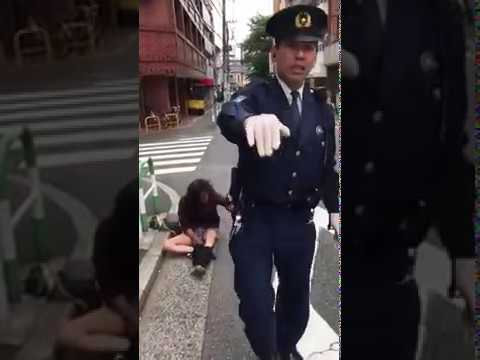 【やりすぎ】職務中の警察官がひどすぎる - YouTube