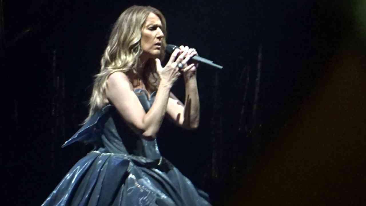 Celine Dion Live 2017_Arnhem_My heart will go on - YouTube