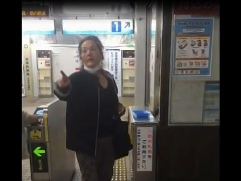 【電車と駅は】キチガイ老害のクレーム集【キチガイの巣窟】 - YouTube