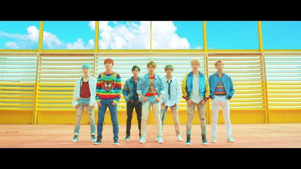 BTS (방탄소년단) 'DNA' Official MV - YouTube