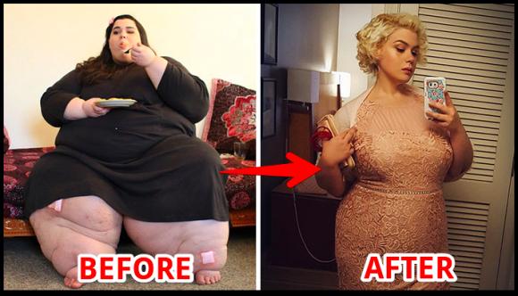 大変身しすぎだろ!アメリカのテレビ番組「My 600-lb Life」に出演してダイエットに成功した人々の劇的ビフォア・アフター : カラパイア