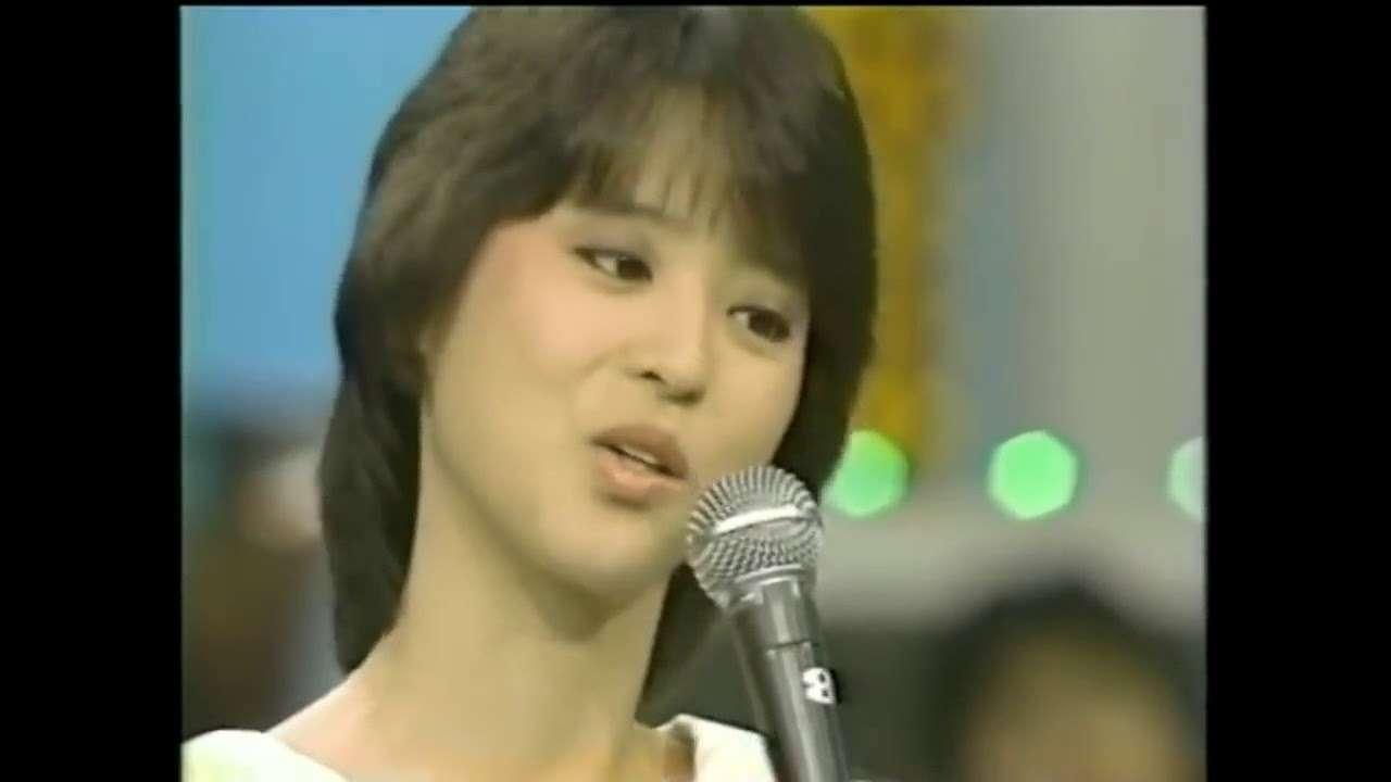 松田聖子             オールスター家族対抗歌合戦 トークのみ    【no高画質】 - YouTube