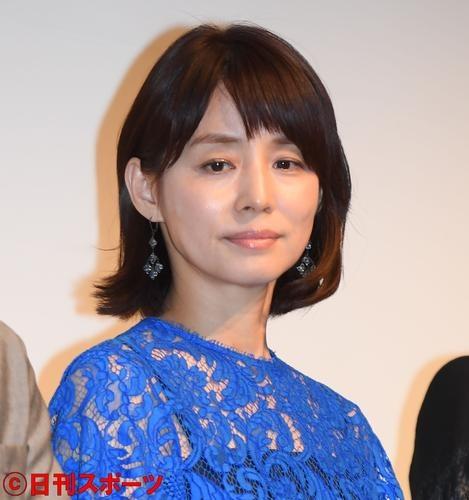 石田ゆり子、店員接客の感想で炎上し投稿削除