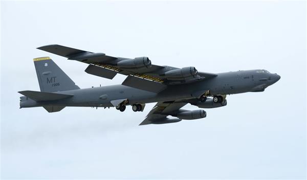 【激動・朝鮮半島】韓国が米空軍のB52との共同訓練を見送り 米紙報道、文在寅政権が北朝鮮への刺激を懸念か - 産経ニュース