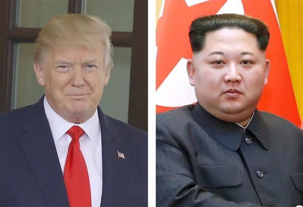 【米朝首脳会談】トランプ大統領、北が非核化すれば「正恩氏を保護」「リビア方式」は否定 - 産経ニュース