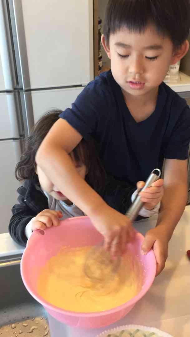 東尾理子 手伝いで男の子、女の子の違いを実感…息子が娘の年齢の時は
