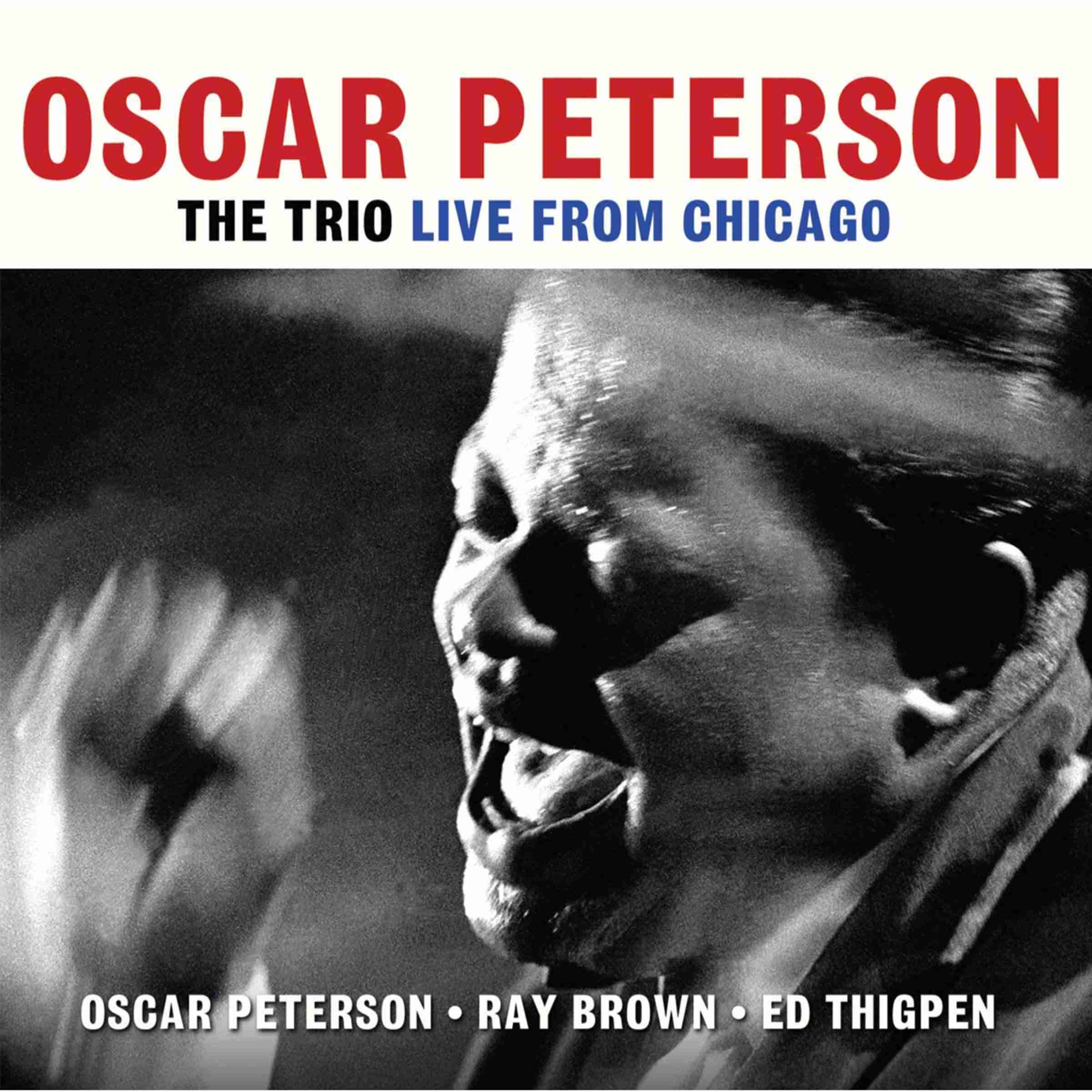 Oscar Peterson Trio - The Trio Live from Chicago (Not Now Music) [Full Album] - YouTube