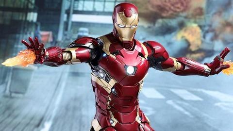 ロバート・ダウニー・Jrが着用した3千万円超「アイアンマンスーツ」が盗まれる
