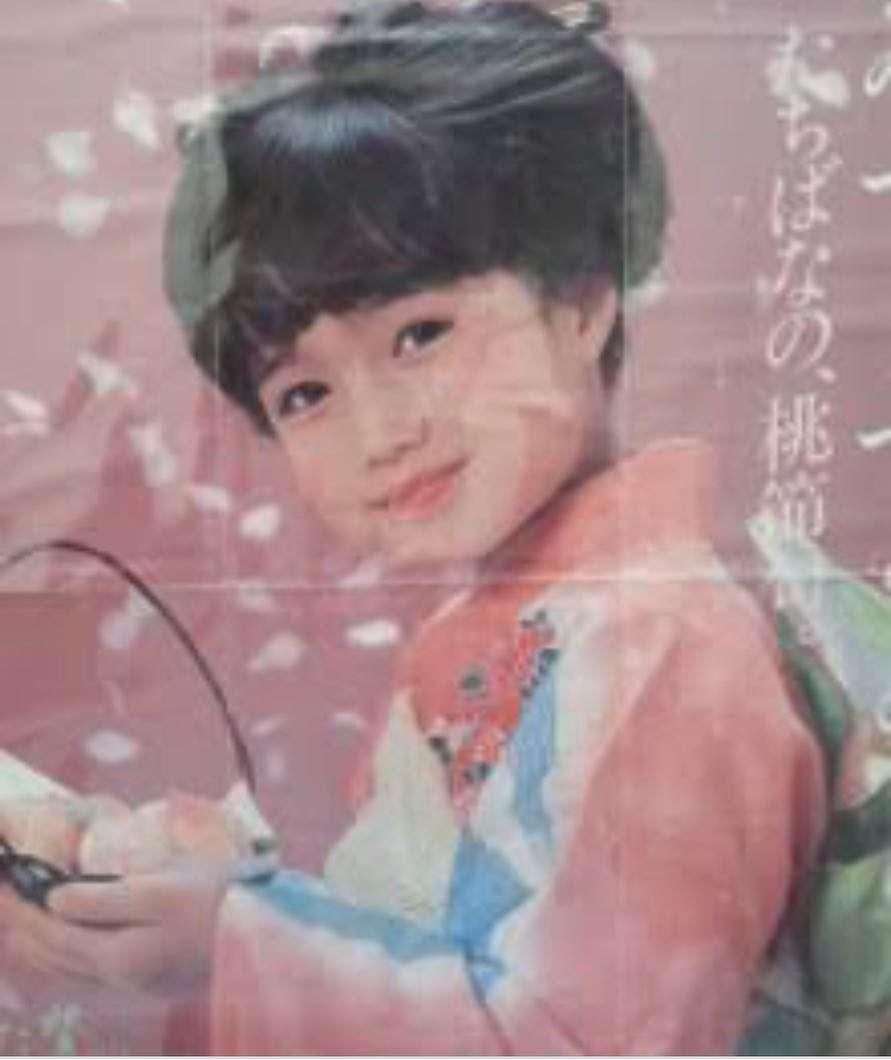 """佐田真由美""""35年前""""ショット公開「小さい頃から美人」「お人形さんみたい」"""