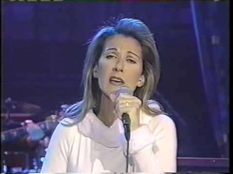 Celine Dion - My Heart Will Go On (Rosie O'Donnell 1997) - YouTube