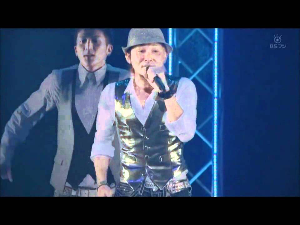 da pump & daichi miura & w-inds. [Let's get back your love] - YouTube