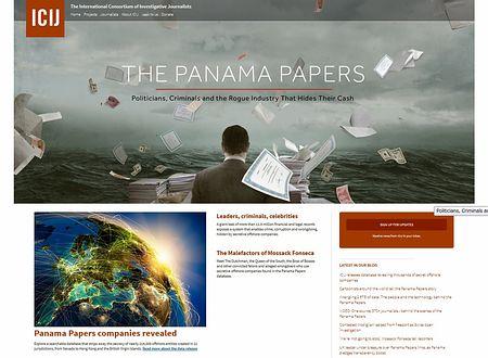 パナマ文書、21万社の情報公開=ソフトバンクや伊藤忠の名―国際報道連合