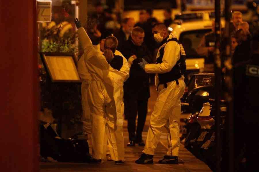 パリ中心部のナイフ襲撃、ISが犯行声明(AFP=時事) - Yahoo!ニュース