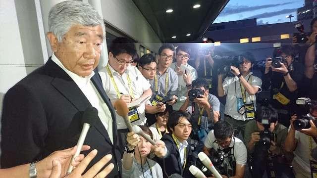 監督辞任の日大アメフト部・内田氏、常務理事辞任は「それは違う問題」(スポーツ報知) - Yahoo!ニュース