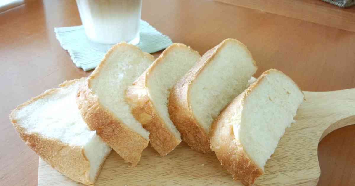 HBで作る!アノ金の食パン風 by kirakira5 【クックパッド】 簡単おいしいみんなのレシピが289万品