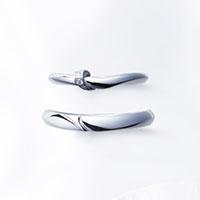 結 | マリッジ | 結婚指輪・婚約指輪 | 俄 NIWAKA