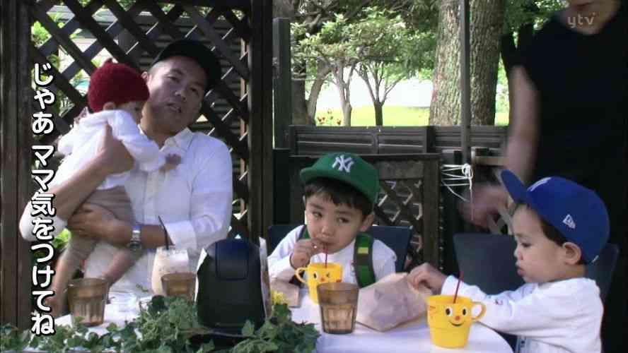トシが見せた、子どものイベントで母親たちの輪に加わる「超イクメン素顔」