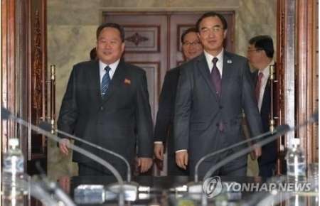 韓国政府「当惑」 北朝鮮が南北閣僚級会談を一方的に中止(聯合ニュース) - Yahoo!ニュース