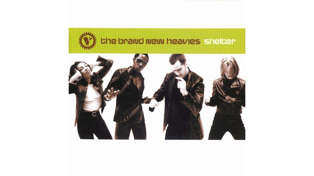 The Brand New Heavies - You Are The Universe - YouTube