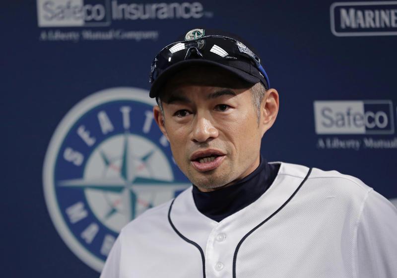 イチロー会見「喪失感ない。野球の研究者でいたい」 - MLB : 日刊スポーツ