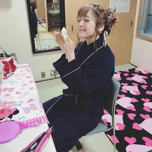 神田沙也加、「かわい過ぎる」ピンクに囲まれた楽屋公開でファン歓喜