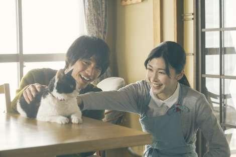 竹内結子、映画『旅猫リポート』で福士蒼汰と初共演「細かい気配りをしてくれる方」