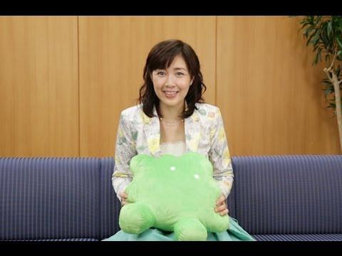 菊池桃子、チャレンジ精神が旺盛 - YouTube