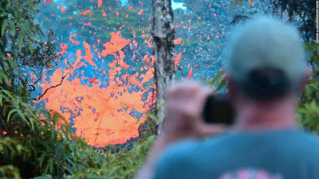 Hawaii volcano eruption leaves homes in question - CNN