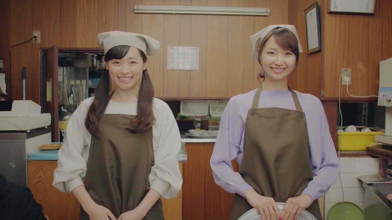 福原遥×戸松遥 「It's Show Time!!」Music Clip / ABCテレビ ドラマL 『声ガール!』主題歌 - YouTube