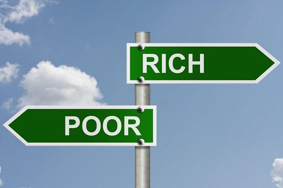 貧乏→お金持ちになった人、どんなマインドでいましたか?