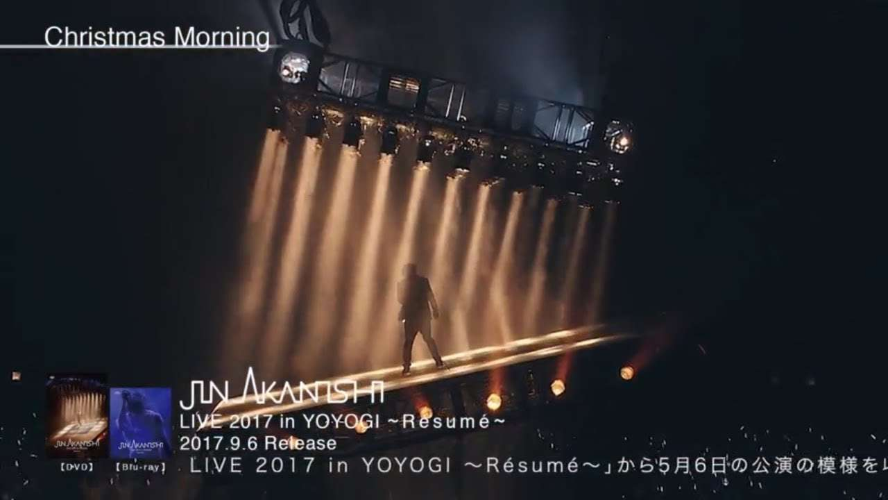 JIN AKANISHI 赤西仁 -  LIVE 2017 in YOYOGI ~Résumé~ - YouTube