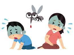 蚊に刺されやすい人
