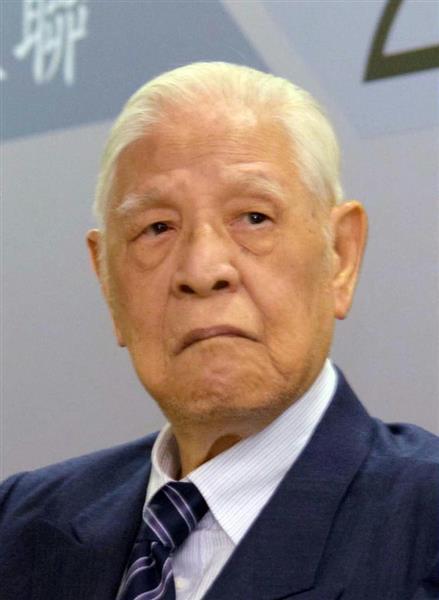 台湾・李登輝元総統、2年ぶり来日へ 6月に沖縄で台湾戦没者慰霊碑の除幕式 - 産経ニュース