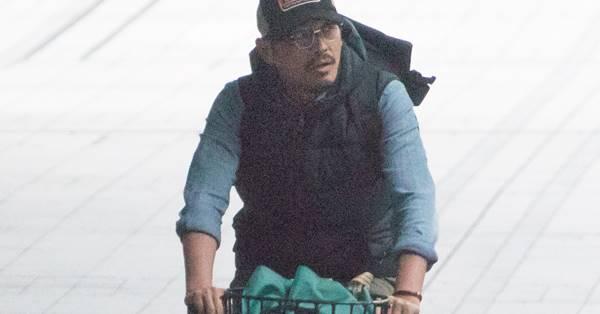 坂口憲二続ける鬼のリハビリ 電動自転車で移動できるほど改善 | 女性自身[光文社女性週刊誌]