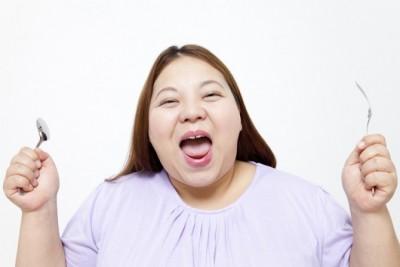 母親が太っている人